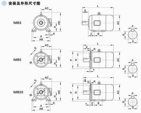 y系列三相异步电动机-供应y系列三相异步电动机-y