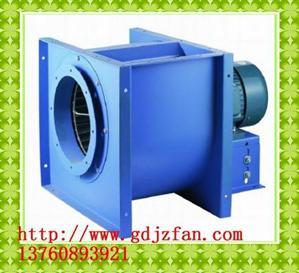 XBF多翼式离心排烟风机 广州厨房排烟机