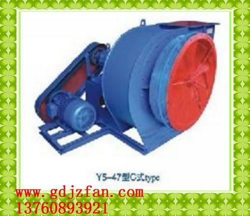 广州埃克森朗特热力设备采购Y5-47锅炉引风机配套锅炉