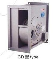 GD型离心式管道通风机
