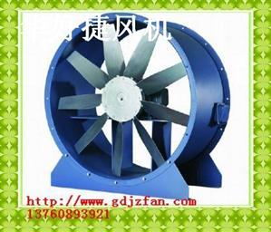 LK型铝叶可调式轴流通风机